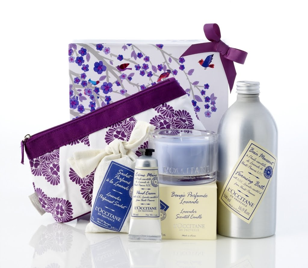 Mother's Day gift Box - Lavender