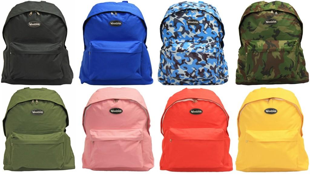 22 litre backpack multi