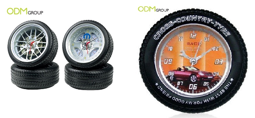 tire-shaped-clock1